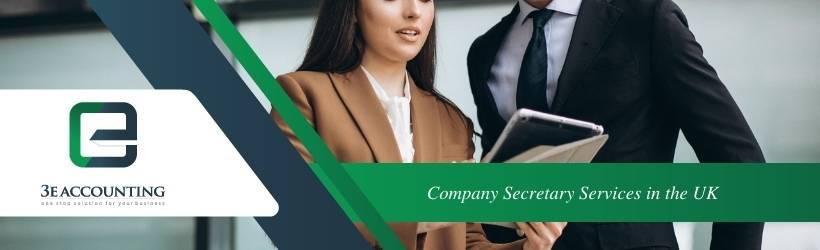 Company Secretary Services in the UK