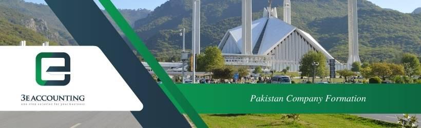 Pakistan Company Formation