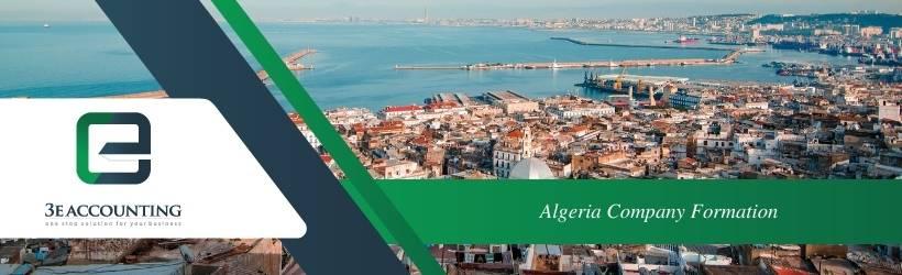 Algeria Company Formation