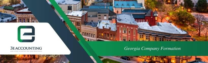 Georgia Company Formation