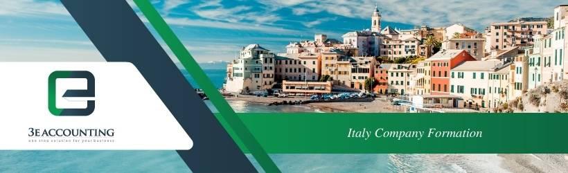 Italy Company Formation
