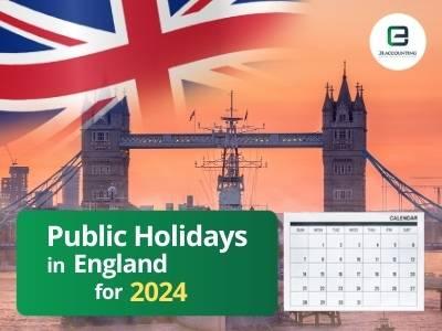 England Public Holidays 2024