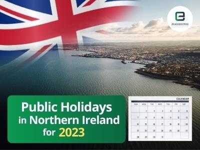 Northern Ireland Public Holidays 2023