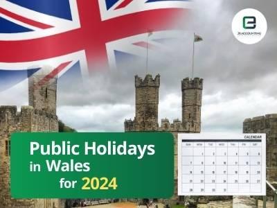 Wales Public Holidays 2024