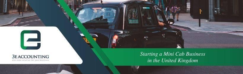 Starting a Mini Cab Business in the United Kingdom